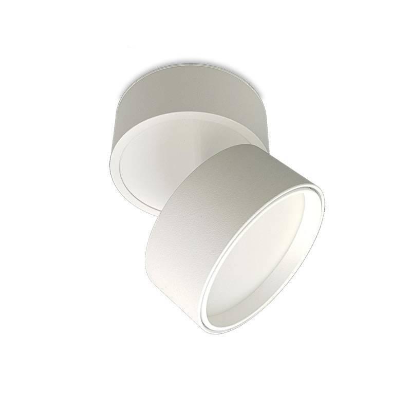 Foco de superficie Cubia LED 12w 360° - Xana