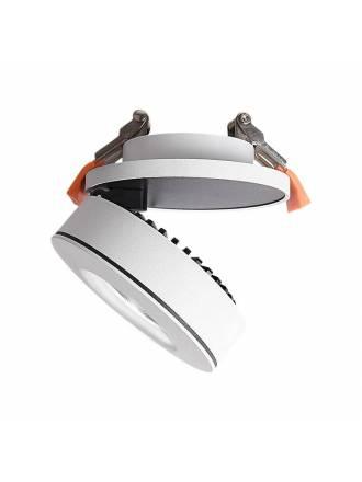 Foco empotrable Caudal LED 12w 360° - Xana