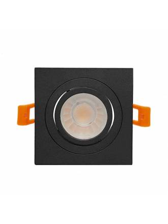 XANA Nalon GU10 360° recessed light black