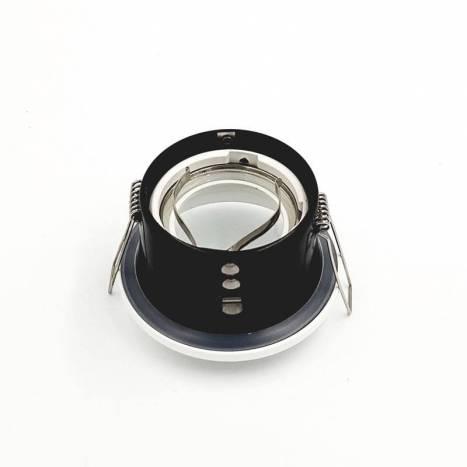 MANTRA Comfort IP65 GU10 recessed light white
