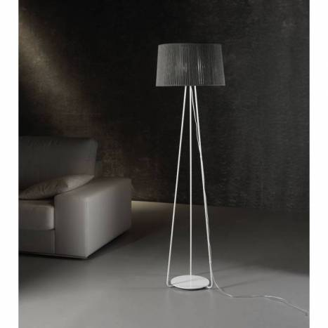 OLE by FM Drum 1L E27 floor lamp cord