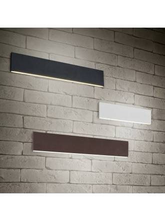 TRIO Concha LED wall lamp dimmer