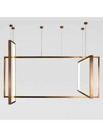 Lámpara colgante Frame LED - Aromas