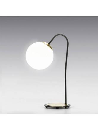 Lámpara de mesa Moon 1L E27 - Ilusoria
