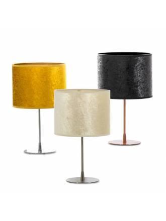 Lámpara de mesa Velvet 1L E27 - Ilusoria