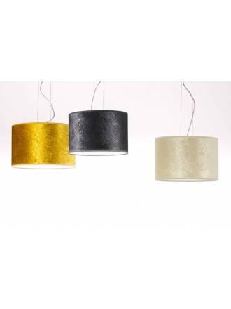 ILUSORIA Velvet 3L E27 pendant lamp