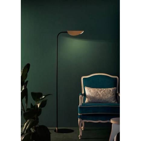 AROMAS Ficus 1L G9 floor lamp