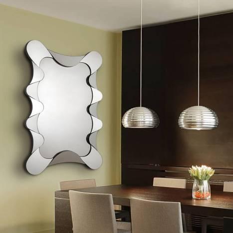 SCHULLER Valentina 120x80 wall mirror