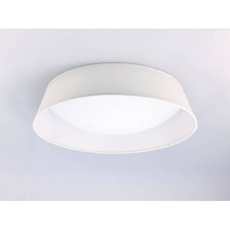 MANTRA Nordica 59cm white ceiling lamp