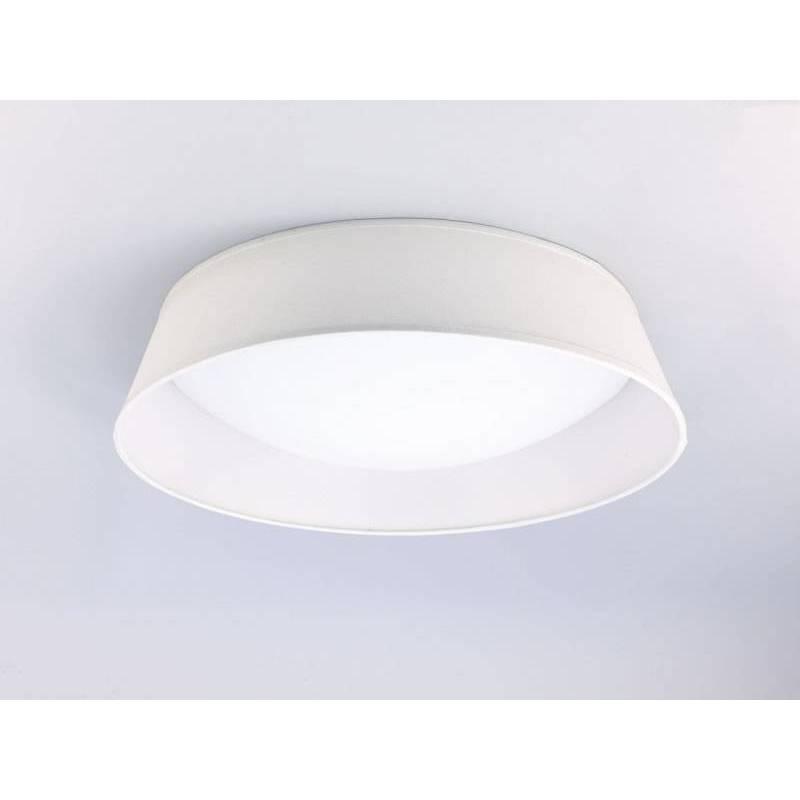 Plafón de techo Nordica 59cm blanco - Mantra
