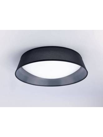 MANTRA Nordica 59cm black ceiling lamp