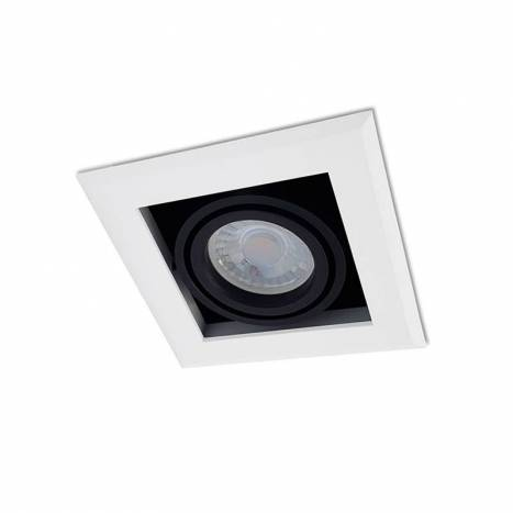 XANA Dobra GU10 recessed light white