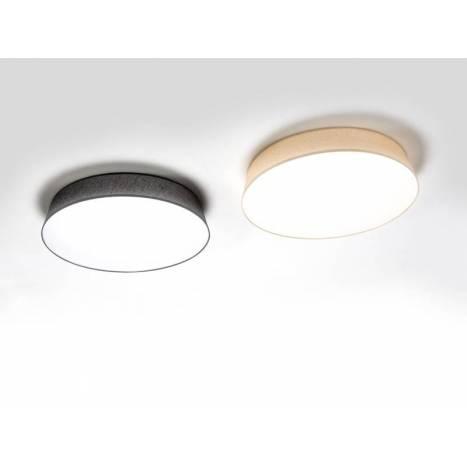 Plafón de techo Taco Soria LED 36w - Ilusoria