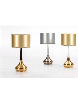 ILUSORIA Bursted 1L E27 table lamp