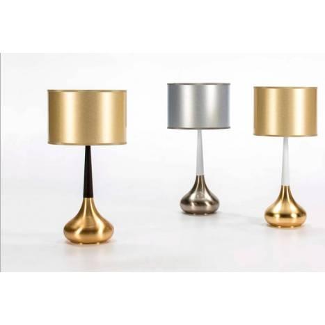 Lámpara de mesa Bursted 1L E27 - Ilusoria