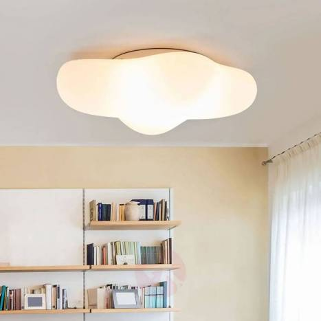 Mantra Eos ceiling lamp 4L E27 IP44
