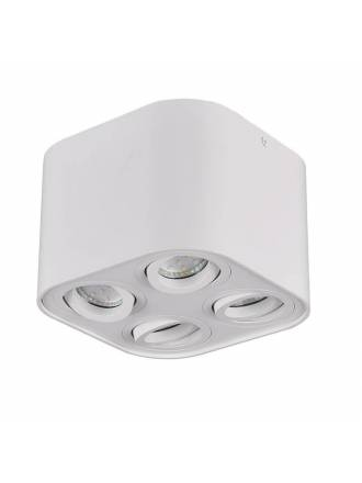 TRIO Cookie 4L GU10 ceiling lamp