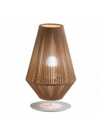 Lámpara de mesa Ukelele 1L cuerda - Ole