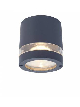 LUTEC Focus 1L GU10 IP44 ceiling light