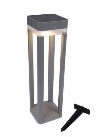 Baliza Table Cube Solar LED IP44 - Lutec