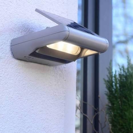 Aplique de pared Ledspot Solar LED IP44 - Lutec