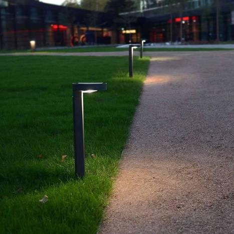 Baliza Diso Solar LED IP44 - Lutec