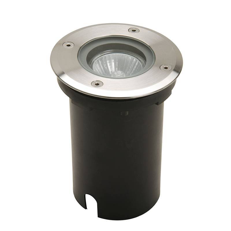 Empotrable suelo Berlin GU10 IP67 inox - Lutec