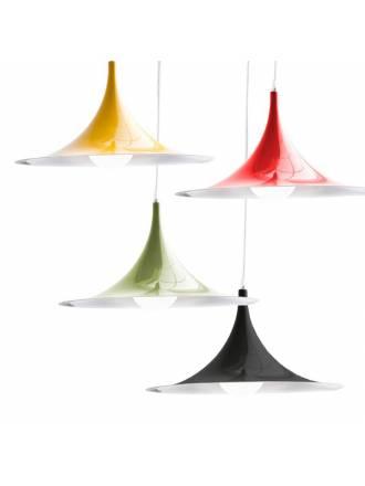 Lámpara colgante Bruixa E27 metal - Ilusoria