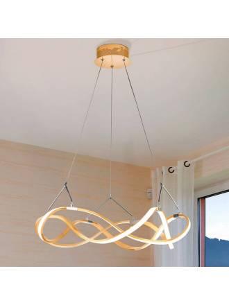 Lámpara colgante Molly LED 30w - Schuller