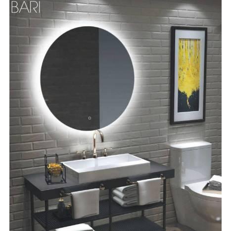 ACB Bari 60cm LED IP44 bathroom mirror