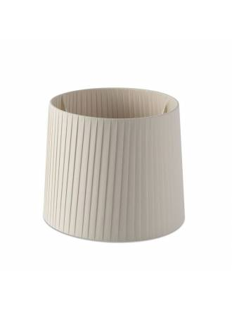FARO Ø40 beige ribbon textile shade 2P0645