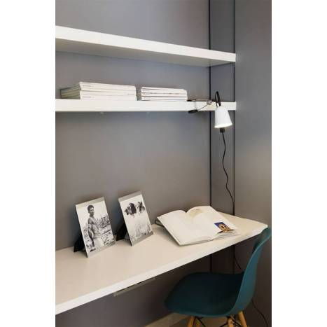FARO Studio E14 clip lamp