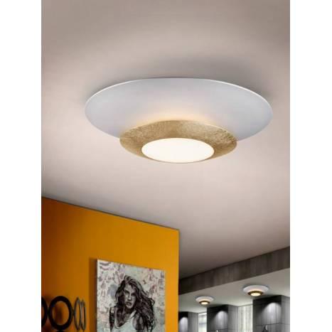 Plafón de techo Hole LED 22w Schuller