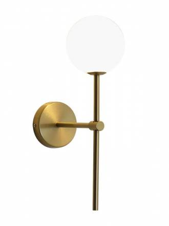 Aplique de pared Doris G9 oro - ACB