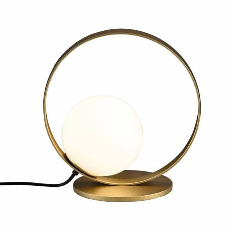 ACB Halo 5w LED table lamp gold