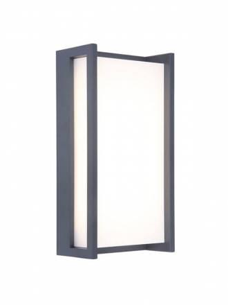 LUTEC Qubo 18w LED wall lamp IP54