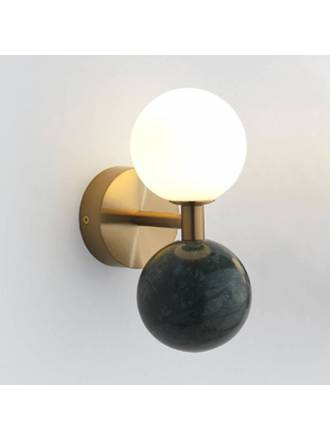 AROMAS Dalt II wall lamp marble