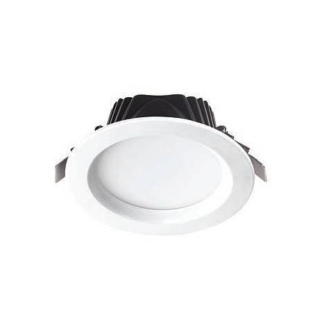 Downlight LED 12w Pro circular blanco de Maslighting