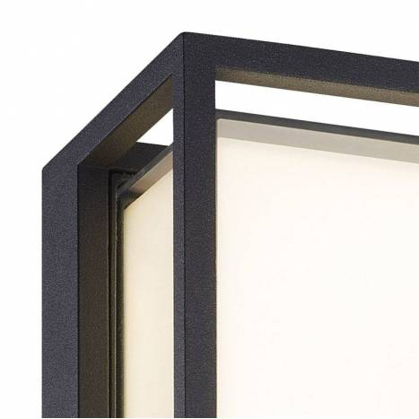 Aplique/plafón exterior Chamonix 9w IP65 - Mantra