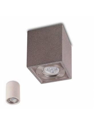 MANTRA Levi GU10 IP65 concrete surface lamp