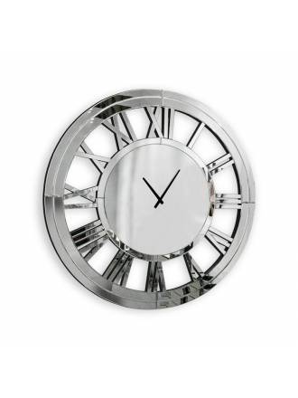 SCHULLER Lapso 100cm wall clock mirror