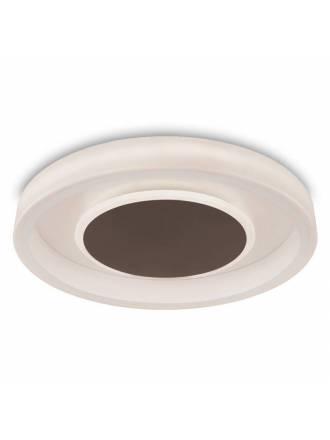 Plafón de techo Moca LED acrílico - Mantra