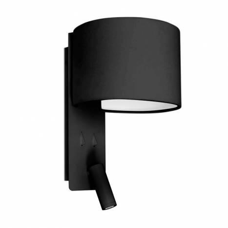 Aplique de pared Fold E27 + 3w LED - Faro