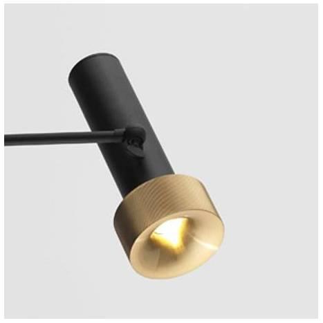 AROMAS Focus 1L GU10 floor lamp
