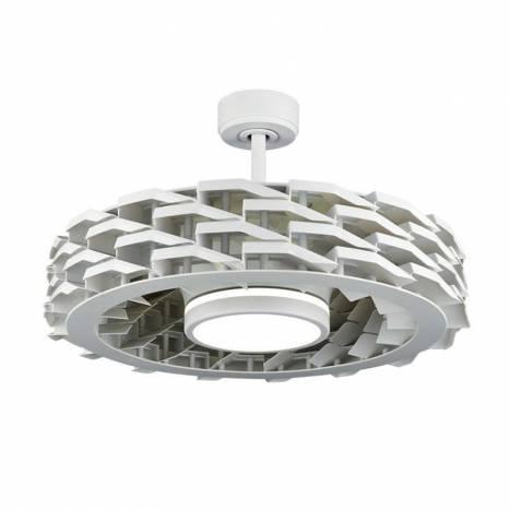 Ventilador de techo Ness DC LED CCT 54cm - Sulion