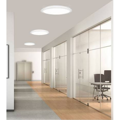 MANTRA Edge Smart LED ceiling lamp