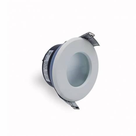 ONOK 265 IP65 round recessed light white