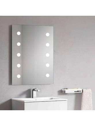 Espejo de baño Hollywood LED IP44 - ACB