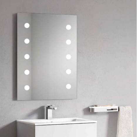 ACB Hollywood LED IP44 bathroom mirror