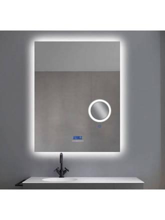 Espejo de baño Cairo LED IP44 multifunción - ACB